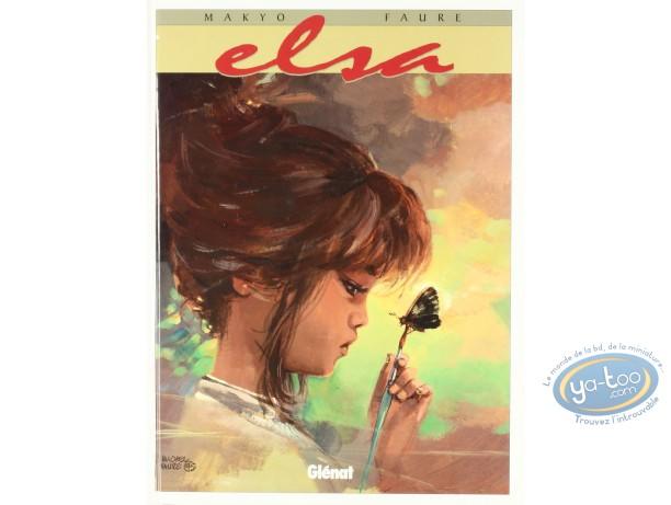 BD cotée, Elsa : Elsa - série complète