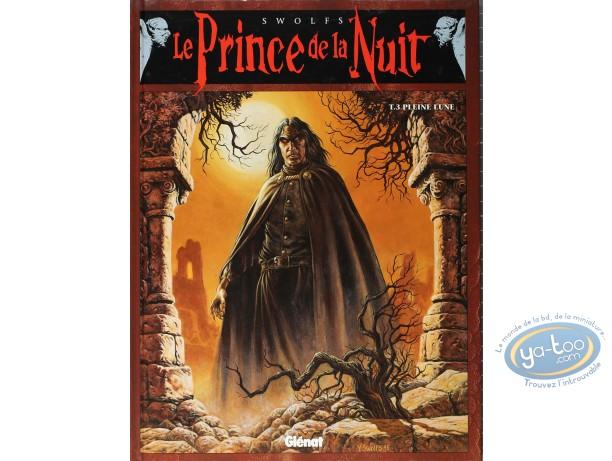 BD cotée, Prince de la Nuit (Le) : Le Prince de la Nuit, Pleine Lune