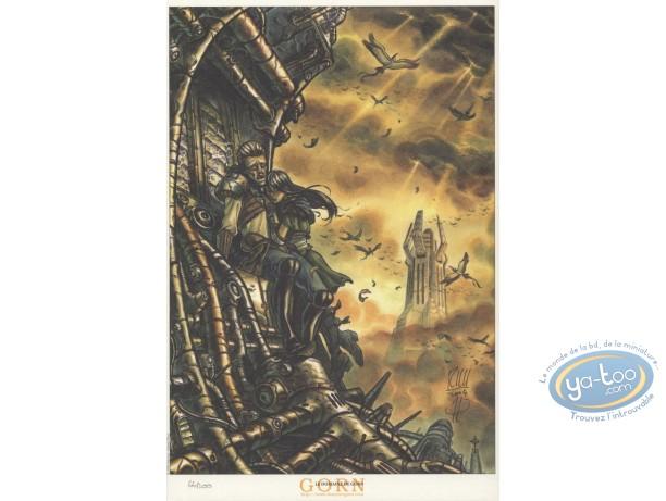 Ex-libris Offset, Ames d'Hélios (Les) : Oiseaux