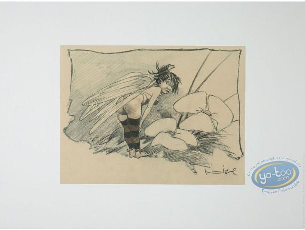 Affiche Offset, Peter Pan : Fée Clochette 4