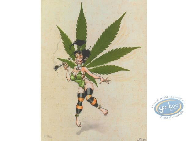 Affiche Offset, Peter Pan : Hommage à la Fée Clochette