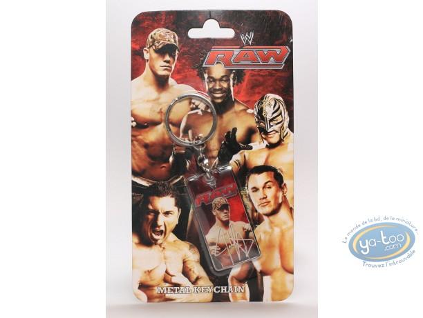 Porte-clé, World Wrestling Entertainment : Porte clé métal, Johneena