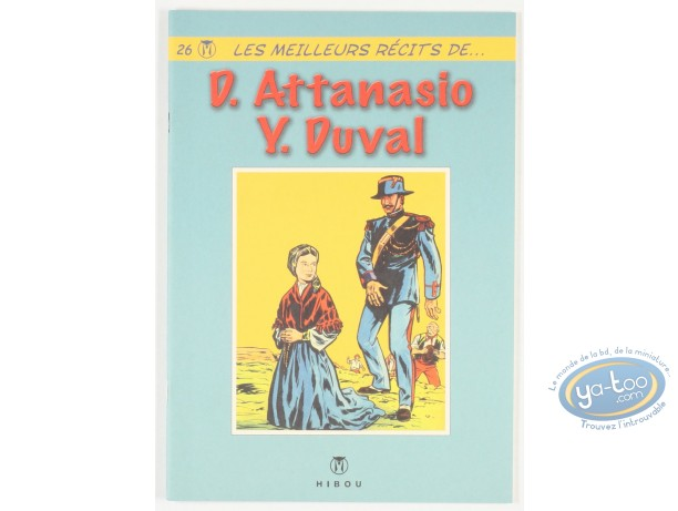 BD prix mini, Les meilleurs récits de Attanasio et Duval, N°26