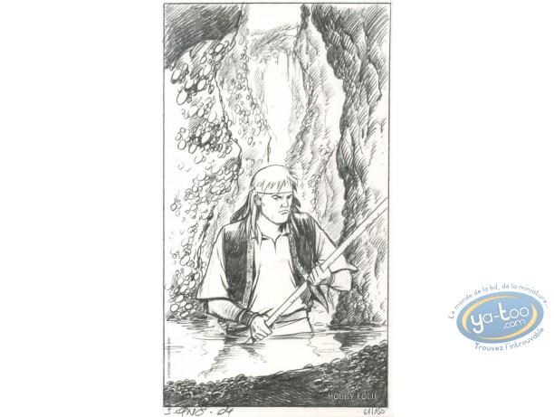 Ex-libris Offset, Ailes du Phaéton (Les) : Héros