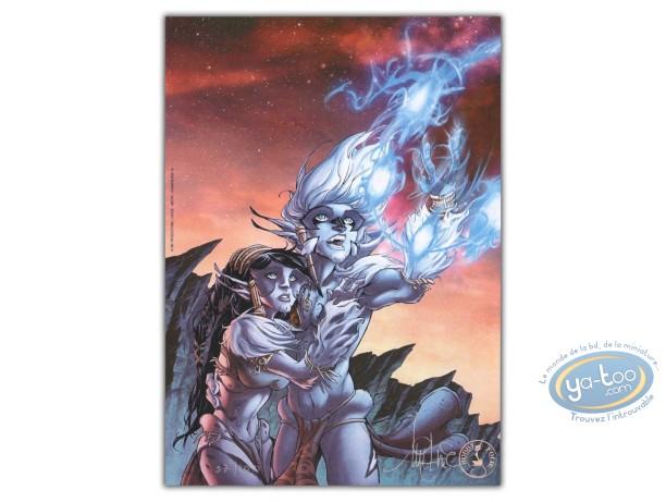 Ex-libris Offset, Kookaburra : Magie dans l'air