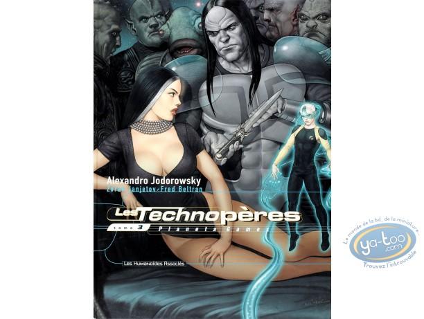 BD prix mini, Technopères (les) : Planeta Games