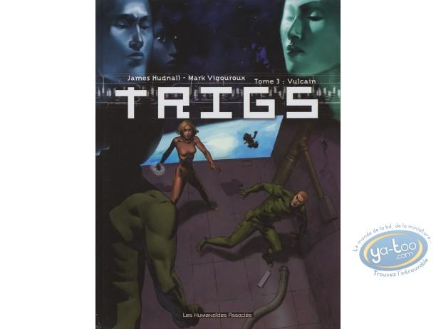 BD prix mini, TRIGS : Vulcain