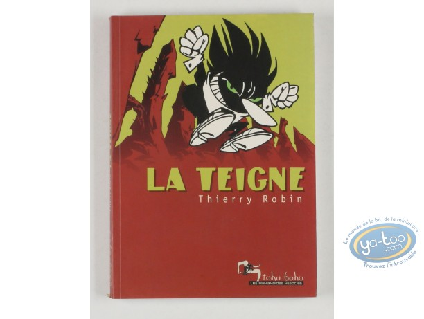BD prix mini, Tohu Bohu : La teigne - Collection Tohu Bohu