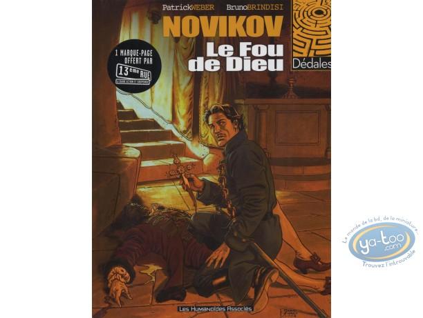 BD prix mini, Novikov : Le Fou de Dieu