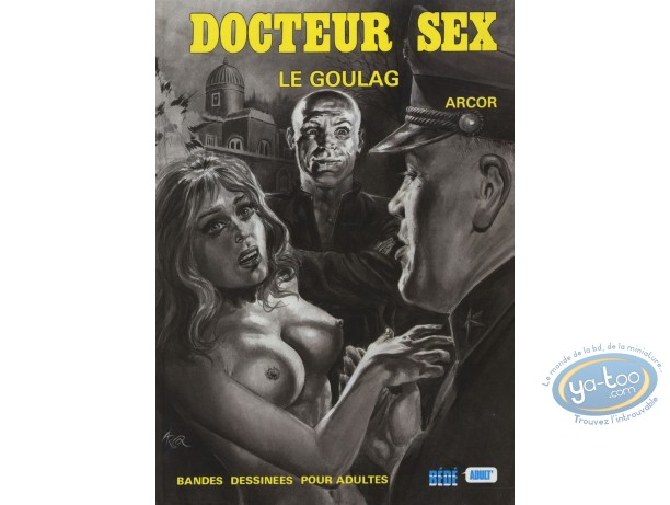 BD adultes, Docteur Seks : Docteur Sex, le goulag