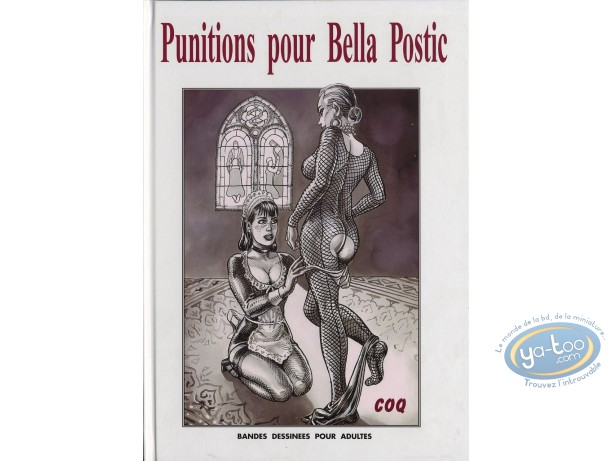 BD adultes, Punitions pour Bella Postic