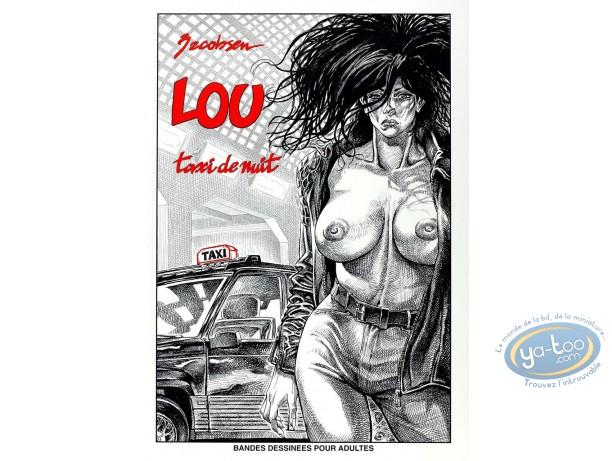 BD adultes, Lou Taxi de Nuit