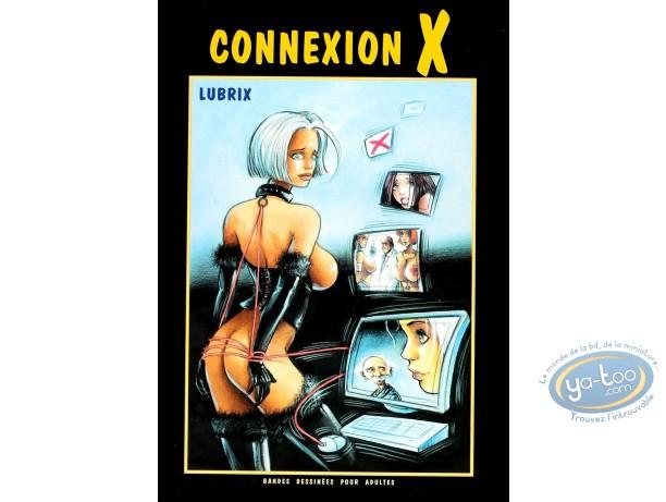 BD adultes, Connexion X