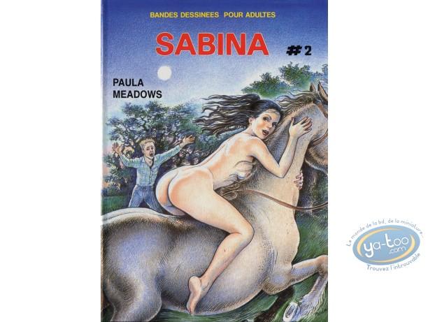 BD adultes, Sabina : Sabina T2