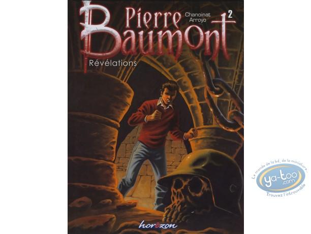 BD neuve, Pierre Baumont : Révélations