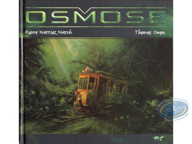 BD prix mini, Osmose : Osmose Thomas Owen et Pierre Wattiez Watch