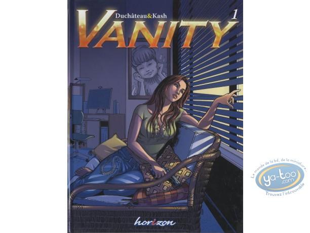 BD neuve, Vanity : La folie du diable