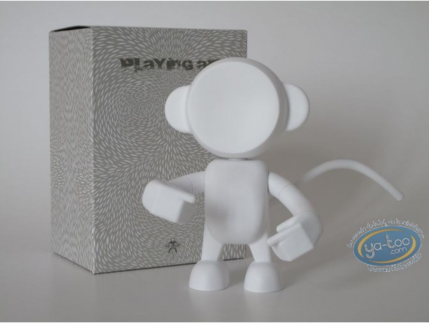 Figurine plastique, Playing Art : Art Toys, Le Lab