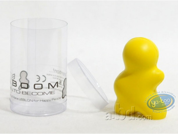 Fourniture bureau, Baboom : Antistress Baboom jaune, Leblon-Delienne