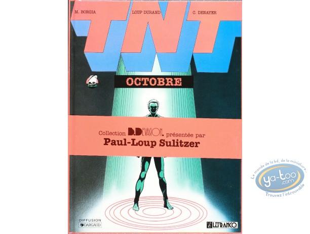 BD prix mini, TNT : Octobre