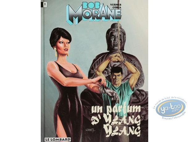 BD cotée, Bob Morane : Bob Morane, Un parfum d'Ylang-Ylang