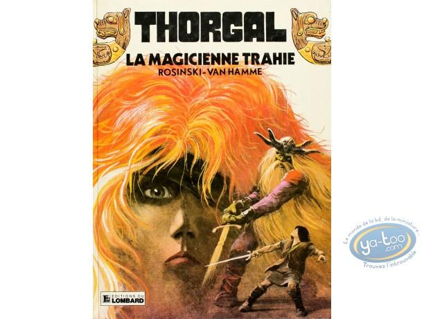 BD cotée, Thorgal : Thorgal, La magicienne trahie