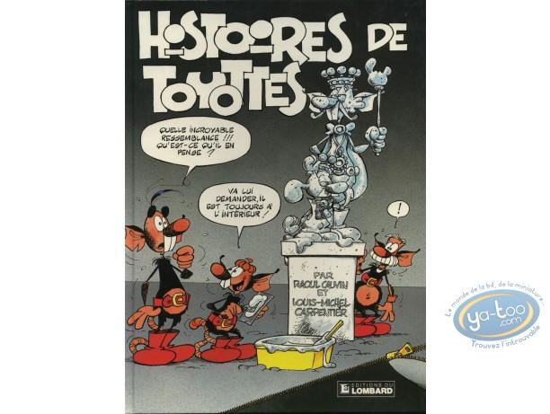 BD prix mini, Toyottes (Les) : Histoires de Toyottes