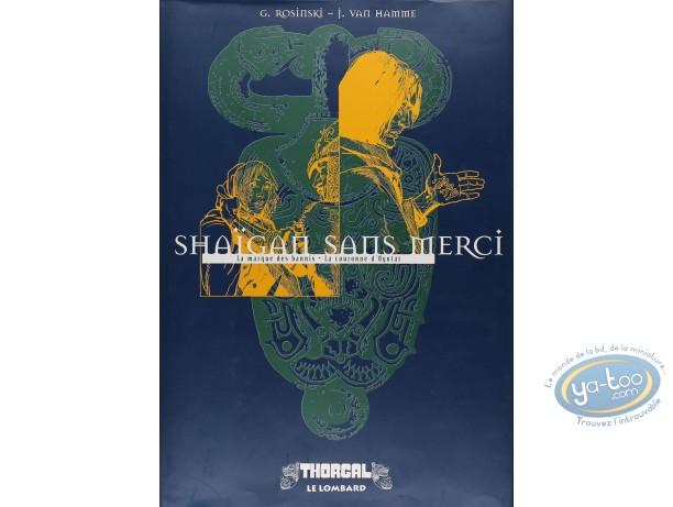 Tirage de tête, Thorgal : Shaïgan Sans Merci