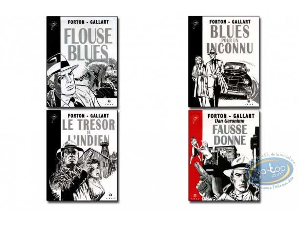 BD prix mini, Dan Geronimo : Collection Borsalino