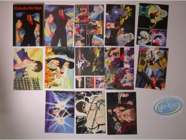 Portfolio, Hokuto No Ken : Hokuto No Ken