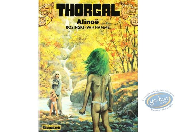 BD cotée, Thorgal : Alinoë