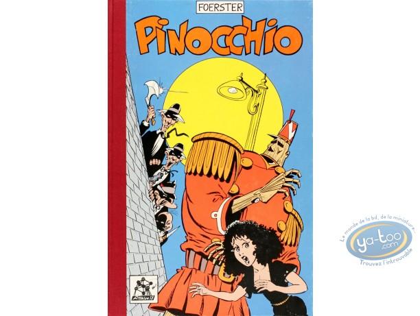 BD cotée, Pinocchio : Pinocchio