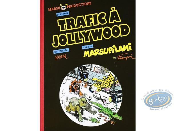 Tirage de tête, Marsupilami (Le) : Trafic à Jollywood