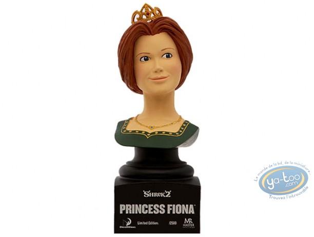 Statuette résine, Shrek : Buste Fiona