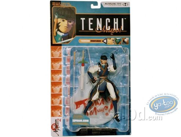 Action Figure, Tenchi Muyo : Tenchi Masaki