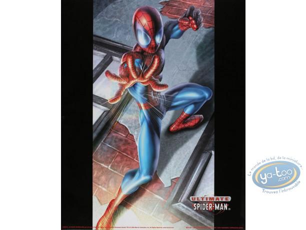 Affiche Offset, Spiderman : Mur 40X50 cm