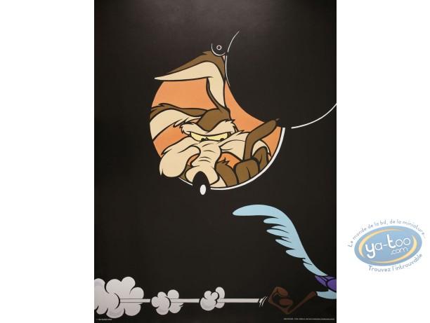 Affiche Offset, Vil Coyote : Vil Coyote 60X80 cm