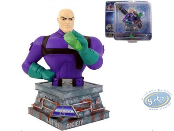 Statuette résine, Justice League : Mini presse papier Lex Luthor