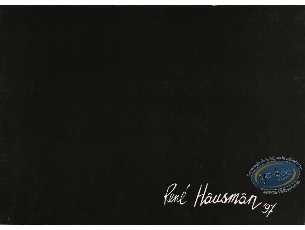 Portfolio, Hausman : Le Géant et les Livres