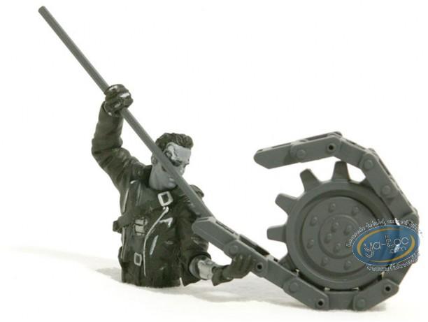 Figurine plastique, Terminator : Main bloquée (n&b)