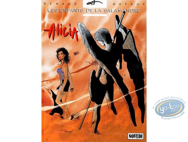 BD prix mini, Enfants de la Salamandre (Les) : Alicia