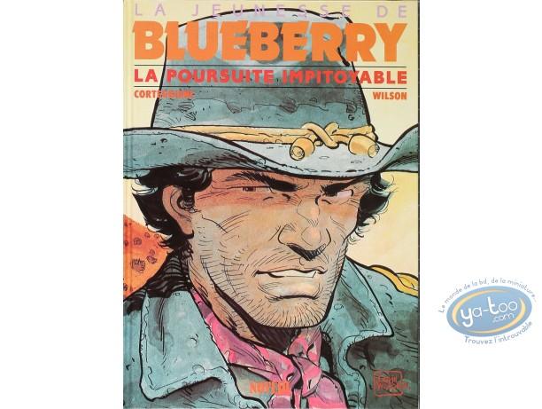 BD cotée, Jeunesse de Blueberry (La) : La Poursuite Impitoyable