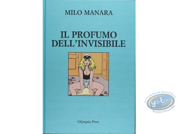 Album de Luxe, Parfum de l'Invisible (Le) : Il Profumo dell'Invisible, Manara