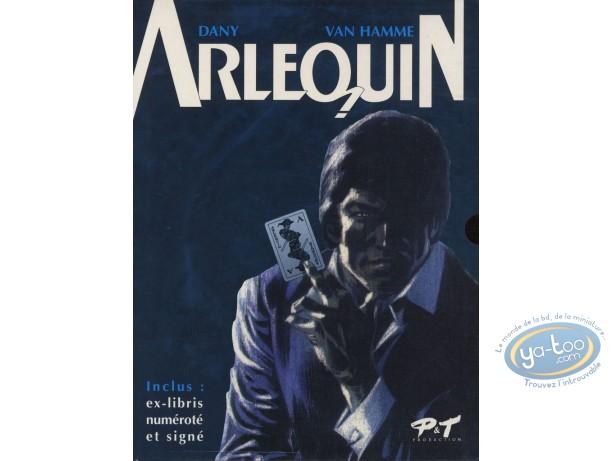 BD neuve, Arlequin : Arlequin