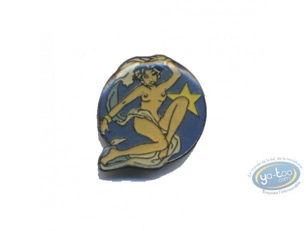 Pin's, Pin-Up : Pin's 1993 n°6