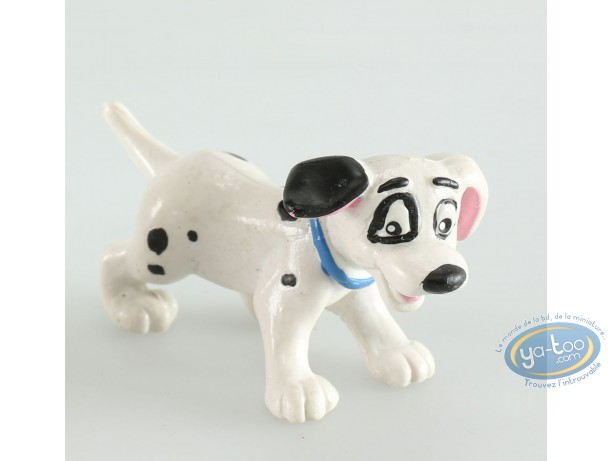 Figurine plastique, 101 Dalmatiens (Les) : Patch, Disney