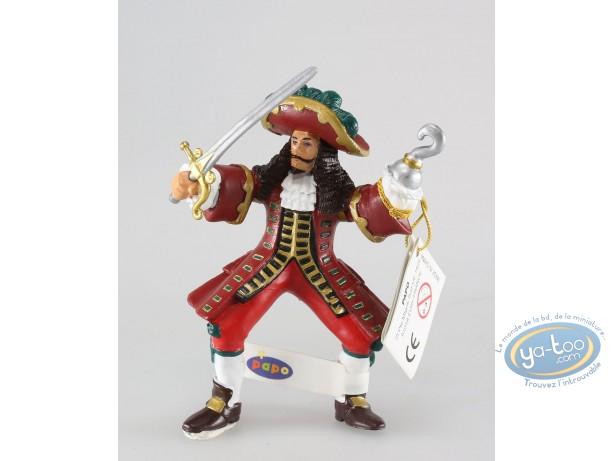 Figurine plastique, Pirates : Capitaine Corsaire