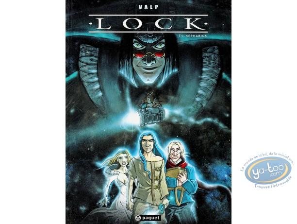 BD prix mini, Lock : Nepharius