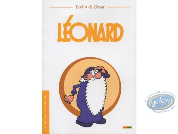 BD prix mini, Léonard : Intégrale Turk, Léonard