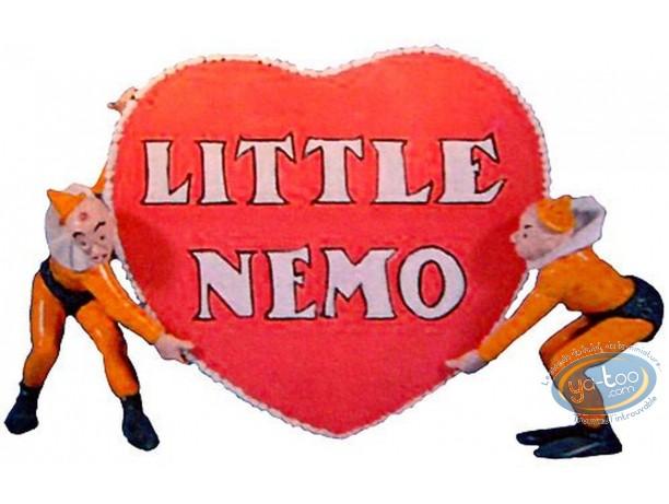 Figurine métal, Little Nemo : Le coeur de Slumberland, Pixi